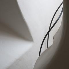 curve (e linee...) (zecaruso) Tags: antonigaudí casabatlló scale escala escaleras stairs barça bcn barcelona nikond300 zecaruso zeca ze ze² zequadro cicciocaruso