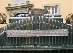 Classic Days Schloss Dyck 2016 (Jorbasa) Tags: pierce arrow piercearrow jorbasa hessen wetterau germany deutschland geotag schloss dyck schlossdyck classicdaysschlossdyck2016 auto car voiture classiccar khlergrill vintagecar