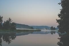 Morning mood (mripp) Tags: morning morgen aufstehen fog foggy neben regen regenstauf landkreis regensburg bavaria bayern art kunst retro landscape landschaft sony a7r2 summieren 50 blue water wasser beauty