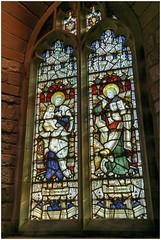 Kempe (bob the bolder) Tags: uk codurham seaham church stmary virgin stainedglass window kempe