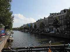 Keizersgracht (Beyond the grave) Tags: amsterdam netherlands holland keizersgracht
