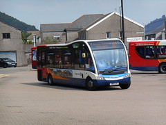 Stagecoach in South Wales 47859 (Welsh Bus 16) Tags: stagecoach southwales optare solo sr 47859 cn13czf pontypridd