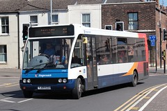 Optare Solo (DennisDartSLF) Tags: kingslynn bus optare solo 47905 stagecoach stagecoachinnorfolk yj09ezu