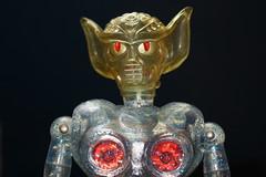 Invader Z (Takara 1970's) (Donald Deveau) Tags: invaderz takara henshincyborg actionfigure sciencefiction toys vintagetoy kaiju japanesetoy