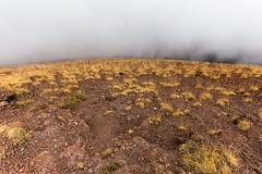 Monte Etna - Agosto 2016 (exofly) Tags: etna vulcano wwwimagomentisit montagna rocce nuvole cielo blu sicilia italia nebbia