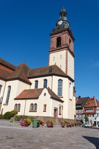 Église St. Arbogast à Haslach im Kinzigtal