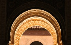 Intensit di gialli, Mezquita di Cordoba - Yellow shades (lucy e gian) Tags: andalucia andalusia spagna spain cordova cordoba moschea mezquita