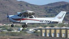 Westwind Cessna 172S Skyhawk SP N678WW (ChrisK48) Tags: 2000 cessna172s kdvt n678ww westwind phoenixaz 172 cessna172 phoenixdeervalleyairport aircraft airplane dvt skyhawksp