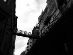 (blazedelacroix) Tags: buildings architecture stockholm monochrome steel stone street
