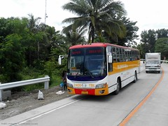Yellow Bus Line 2408 (Monkey D. Luffy 2) Tags: hino bus mindanao enthusiasts philbes philippine philippines photography society