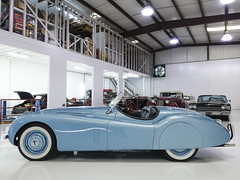 1952 Jaguar XK 120 Roadster (16) (vitalimazur) Tags: 1952 jaguar xk 120 roadster