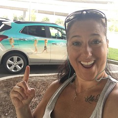 Isn't my car cute??? . If your looking for a trip message me. I do payment plans!!!! (jenstalder) Tags: ifttt instagram tony horton beachbody shaun t fitness p90x insanity health fun love