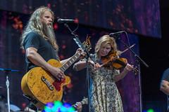 Jamey Johnson & Allison Krauss (aka Buddy) Tags: 2016 summer farm aid jamey johnson allison krauss concert music bristow va og