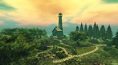 Byrd Island Teaser (Kayla Bombastic) Tags: kaylabombastic byrd island scenic lighthouse birds landscape