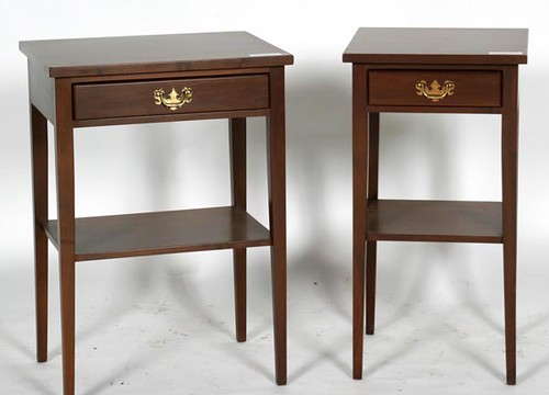 Suter's One Drawer Stands ($476.00, $448.00)