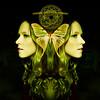 nightbutterfly (NatVon Photography) Tags: selfportrait butterfly dark nation moth curls symmetrical pagan nikond80