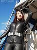SpygirlMEG041B (mixnuts club) Tags: fetish gun bondage rubber spy wetsuits secretagent frogwoman