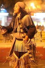 IMG_4658 (Charles J. Scanlon) Tags: dance dancers tribal guadalupe plazadearmas ciudadjuarez matachines ritualdance matachin zonacentro tricaldance