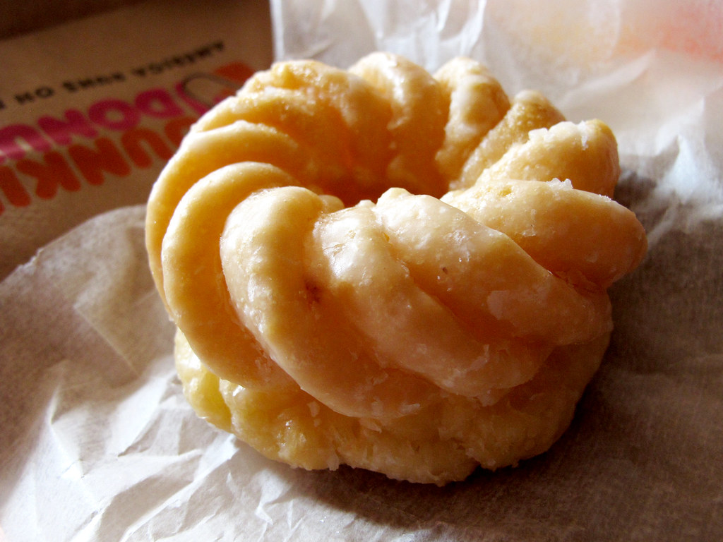 French Cruller by wEnDaLicious, on Flickr