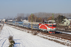 2012.12.13 | 477-551-2 | Szlsnyaral (Davee91) Tags: winter snow cold color train canon le rails express railways brasov 6000 intercity cfr erdly asea transsylvania brass calatori slysp tpi
