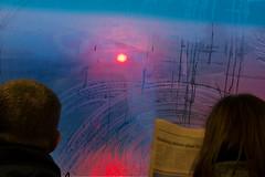 lodestar (donvucl) Tags: morning colour bus london window traffic condensation commuters panasoniclumixlx5 donvucl