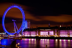 spinning wheel. London eye (yuanyefeng) Tags: london wheel spanning