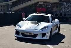 Porsche Gemballa Panamera Mistrale (piolew) Tags: white top monaco porsche carlo monte marques matte 2012 gemballa panamera mistrale