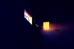 Holes of hope. (ADIDA FALLEN ANGEL) Tags: windows sky abstract nature outside israel nikon holes d40