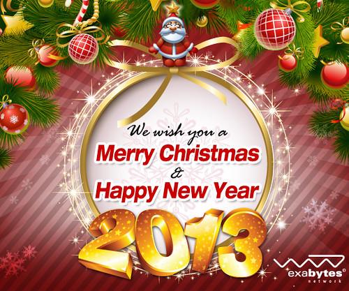 Merry Christmas n Happy New Year 2013 !! - HAR.com