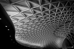 Triangles (LeePellingPhotography.co.uk) Tags: roof station st architecture triangles underground cross kings strong shape pancras undergroundlondon