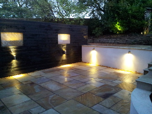 Landscaping Macclesfield.  Image 1