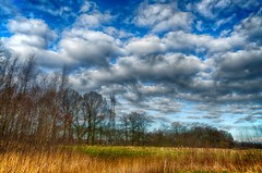 Lovely blue sky contrasts (JVN91) Tags: blue sky contrast blauw lucht breda