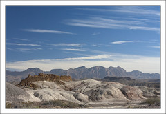 My Playground (AnEyeForTexas) Tags: mountains landscape texas dike chisos bentonite chihuahuandesert