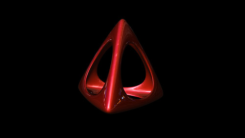 """tetrahedron soft • <a style=""""font-size:0.8em;"""" href=""""http://www.flickr.com/photos/30735181@N00/8325356535/"""" target=""""_blank"""">View on Flickr</a>"""