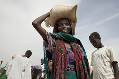 Sahel Food Crisis - Food distribution in Chad