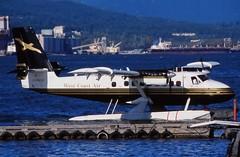 West Coast Air, C-FMHR, DHC-6 Twin Otter (nxgphotos) Tags: west vancouver digital coast harbour air pre base seaplane dhc6twinotter cfhmr