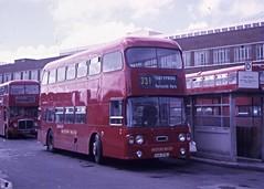 VUH378J (21c101) Tags: leyland alexander 1971 pdr1a3 331pontypridd wales cardiff cardiffbusstation atlantean vuh378j pdr13 leylandatlantean westernwelsh busstation