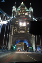 Tower Bridge at Night (Phil & Catherine Wilkins) Tags: bridge night crossing toweer