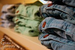 Clothing (esthr.) Tags: blue green netherlands shop photo clothing amazing jeans button soda scotch clothingshop
