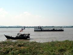 Mawlamyine, Myanmar.  aPicture 093 (Cheese / Bob) Tags: ferry boat ship burma myanmar moulmein mawlamyine