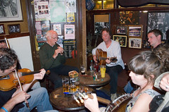 In Full Flow (Patrick Costello) Tags: city ireland music dublin bar pub traditional eire session odonoghues merrionrow d5100