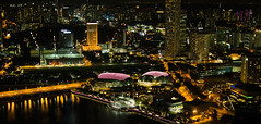 Singapore - Marina Bay Sands city vew 2 (Sameer Bhadouria) Tags: singapore sameer karthik cityview sukrutha samyukta marinabaysands