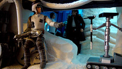 "Echo Base diorama - Rebel Hoth trooper tries to fix a protocol droid • <a style=""font-size:0.8em;"" href=""http://www.flickr.com/photos/86825788@N06/8362427340/"" target=""_blank"">View on Flickr</a>"