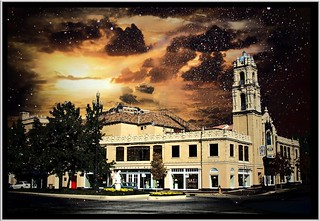 Country Club Plaza ~ First Mall Built in The USA (1922)~ Kansas Mo.