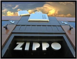 Bradford Pa ~ Zippo Lighter Building ~ Museum