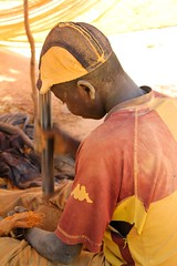 Mine d'or de Mankaraga (Xa.a) Tags: africa gold or ngc westafrica ouagadougou burkina burkinafaso afrique afriquedelouest orpaillage goldprospector