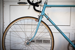 1974 Jack Taylor Clubman (*assemblylinecollective*) Tags: bike bicycle steel british universal ta campy brooks reynolds clubman bespoke ttt campagnolo simplex jacktaylor 3ttt gripfast superchampion nuovorecord boxlining classiclightweight gothicdecals universalextrabrakes