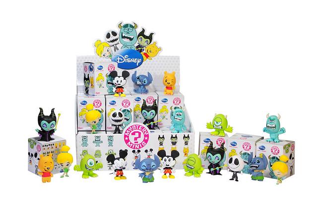 Funko 宣佈推出迪士尼經典人物盒玩