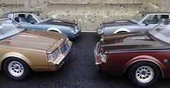1987 Buick Regal - Ultra Rare D84 Designer Set (JCarnutz) Tags: buick 1987 turbo regal gmp diecast 118scale ttype