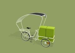 Solar Bin Bike – 1
